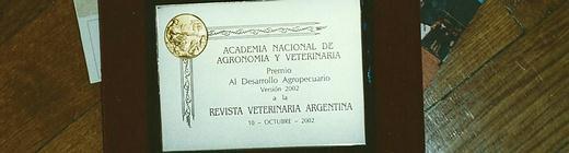 VA PREMIO 2002