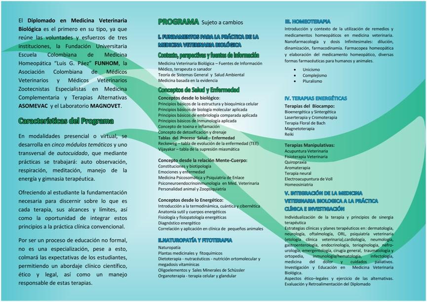Revista Veterinaria Argentina » Diplomado en Medicina Veterinaria ...